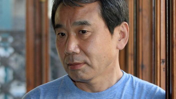 Schriftsteller Haruki Murakami