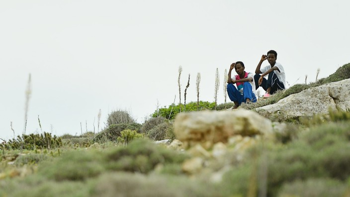 Hundreds Of African Migrants Feared Dead Off The Coastline Of Lampedusa