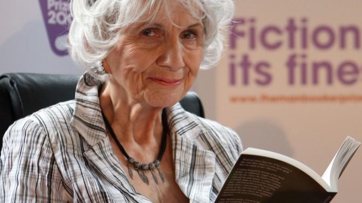 Literaturnobelpreis 2013 für Alice Munro