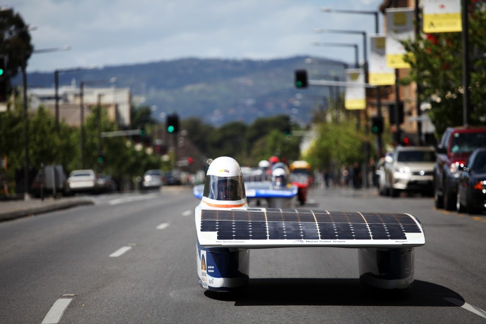 Solarauto in Adelaide