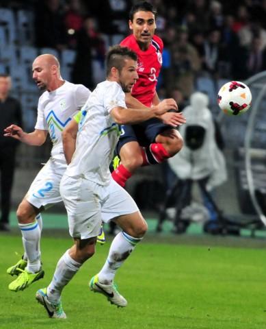 SLOVENIA vs NORWAY