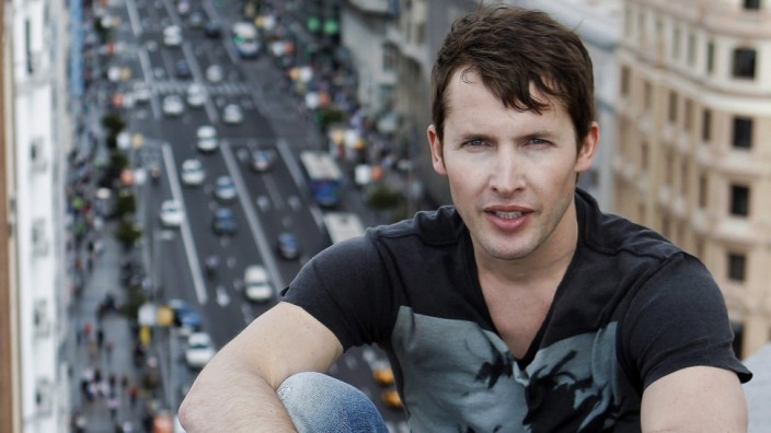 James Blunt Madrid