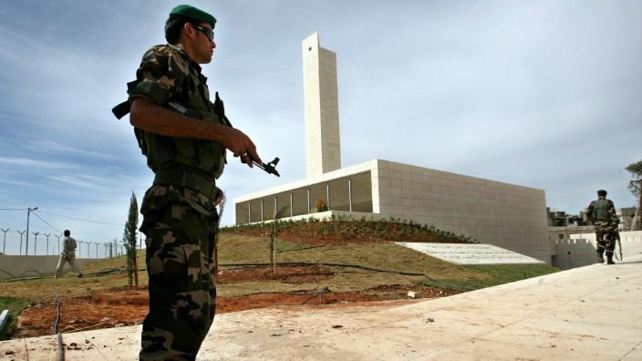 Neues Mausoleum für Arafat