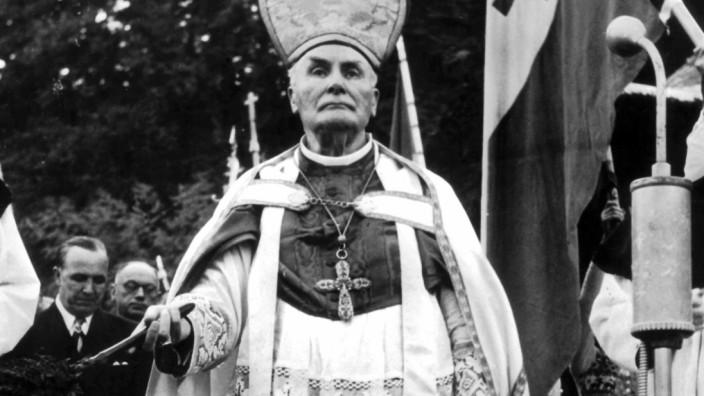 Kardinal Michael von Faulhaber.