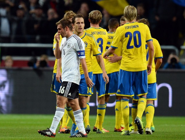 Sweden v Germany - FIFA 2014 World Cup Qualifier