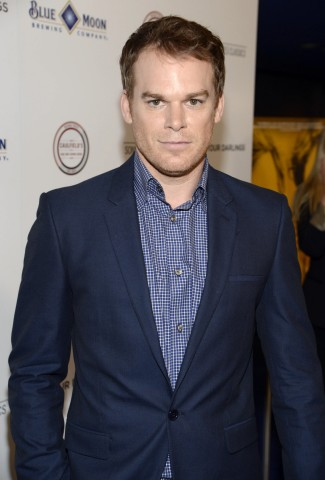 Cast member Michael C. Hall attends the film premiere of 'Kill Your Darlings' in Beverly Hills