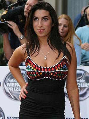 Stars unterm Messer, Amy Winehouse; Foto: AP