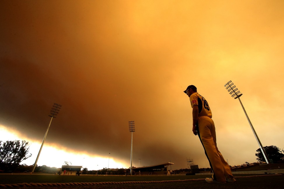 Sydney Shrouded In Smoke As Bushfires Rage Across NSW