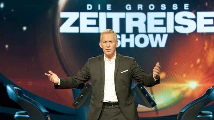 Die große Zeitreise-Show mit Johannes B. Kerner