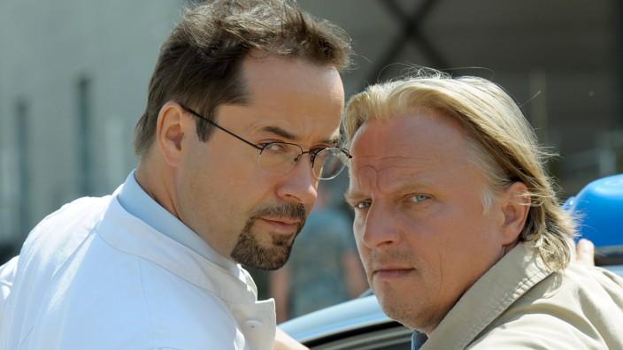 'Tatort' - Axel Prahl und Jan Josef Liefers