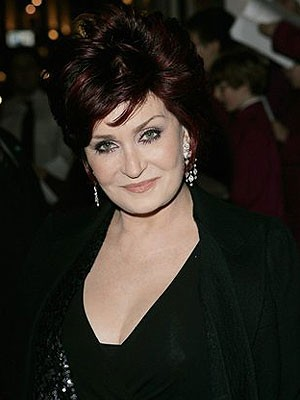 Stars unterm Messer, Sharon Osbourne; Foto: AP