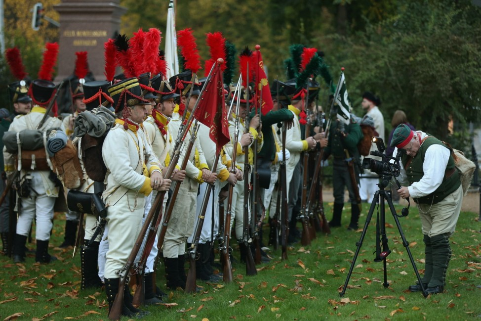 Leipzig Launches Events To Commemorate 1813 Battle Of Nations