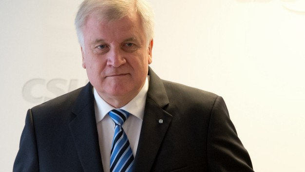 CSU Horst Seehofer