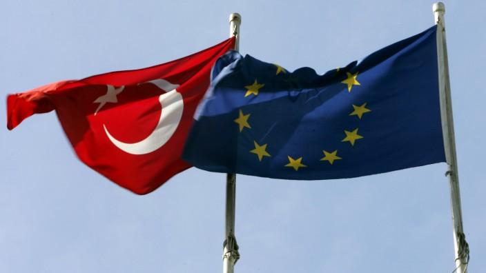 EU Beitrittsverhandlungen Türkei