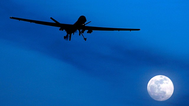 Afghanistan USA Drohne