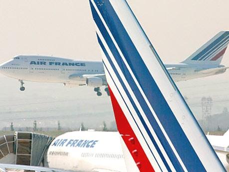 Air France Boeing