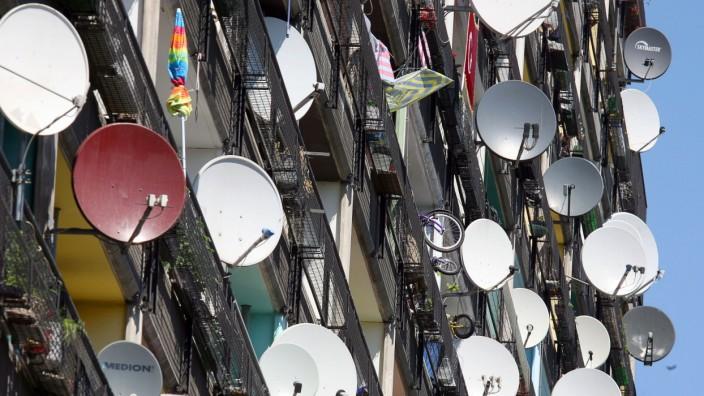 Viele Haushalte nicht für Digital-TV geeignet
