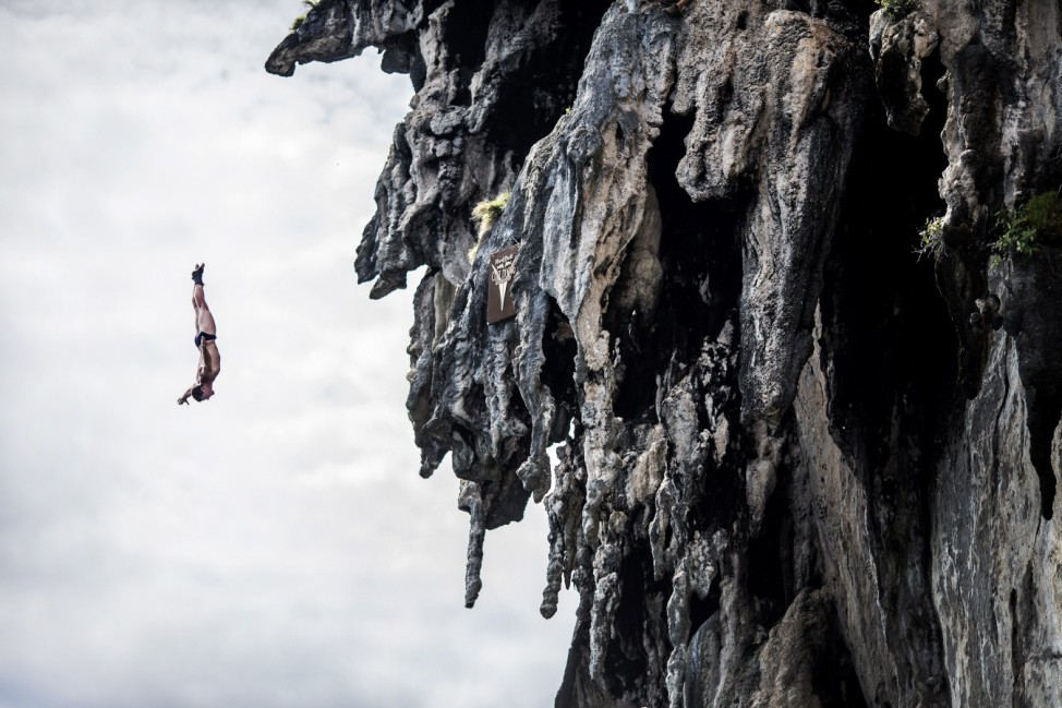 Red Bull Cliff Diving World Series 2013 - Thailand