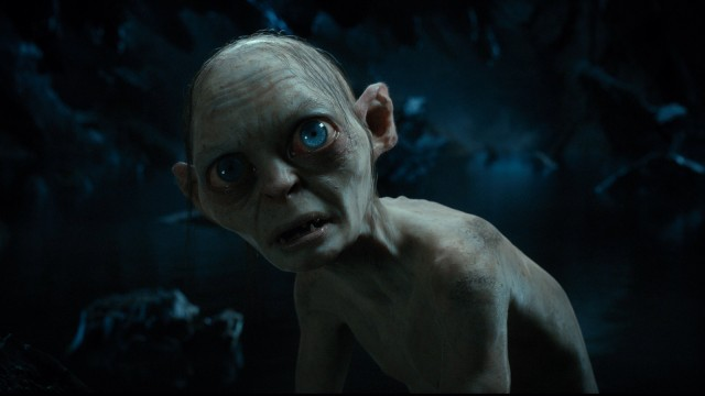 Gollum in Der Hobbit - eine unerwartete Reise