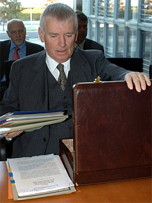 Otto Schily; dpa