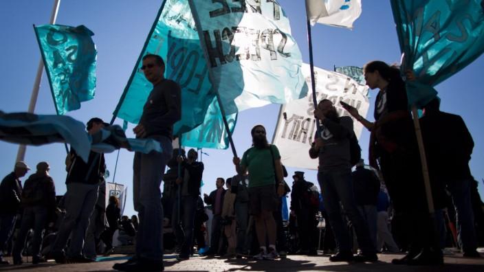 NSA-Proteste in Washington