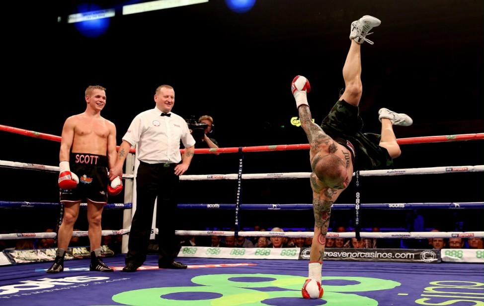***BESTPIX***  Kell Brook v Vyacheslav Senchenko - IBF World Welterweight Title Fight