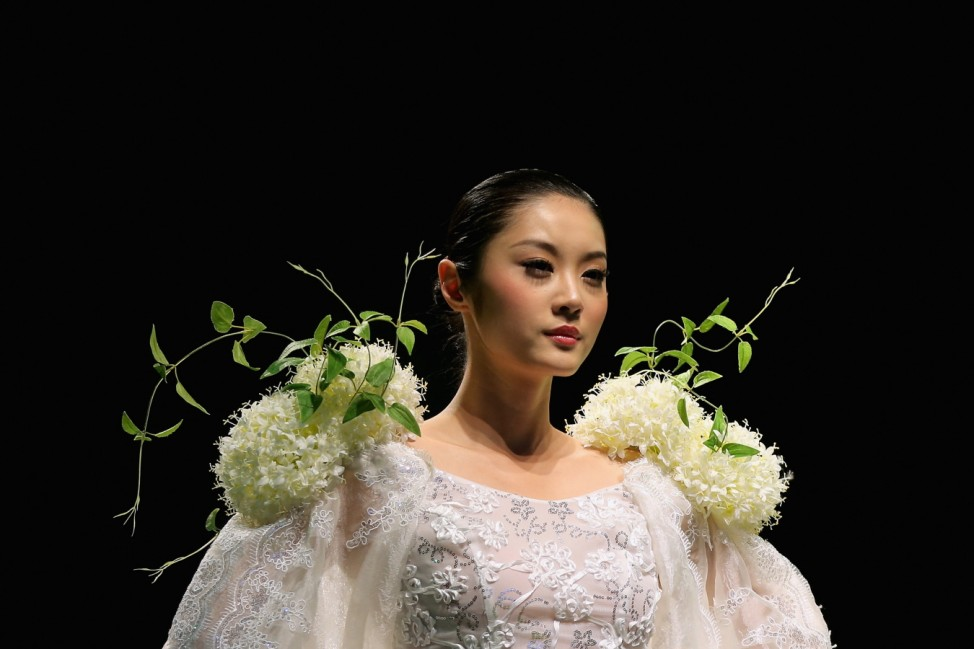 Mercedes-Benz China Fashion Week S/S 2014 - Day 3