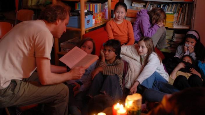 Vorlesetag der Stiftung Lesen, 2007
