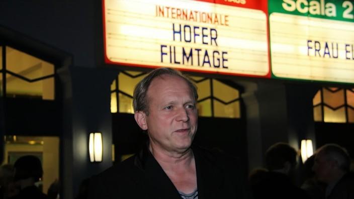 Ulrich Tukur bei den Hofer Filmtagen