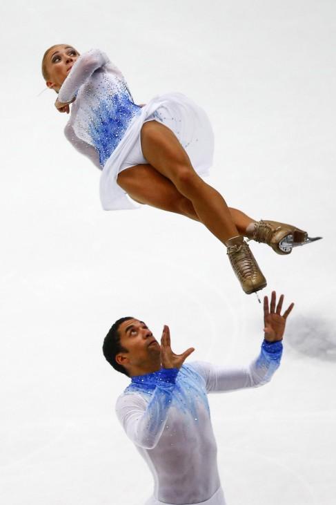 Figure Skating Grand Prix Cup of China