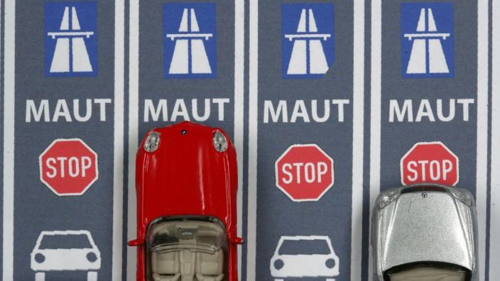 Maut, Autobahn, Vignette, Pickerl