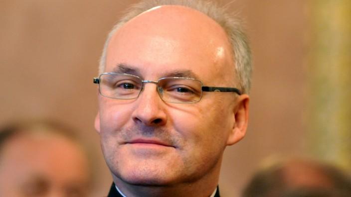 Vereidigung des neuen Bischofs von Regensburg