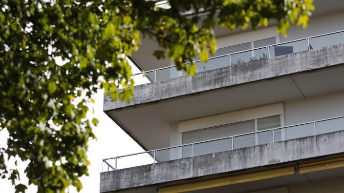 Appartmentblock Schwabing München Raubkunst Nazi-Schatz Gurlitt Cornelius