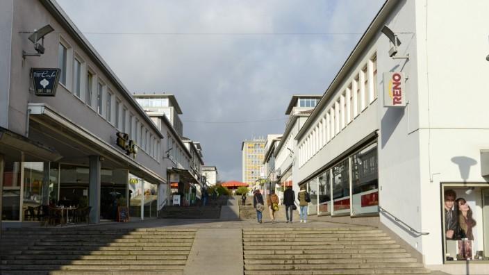 Jubiläum der Fußgängerzone: In Kassel enstand vor 60 Jahren die erste Fußgängerzone Deutschlands. Heute sieht sie so aus.