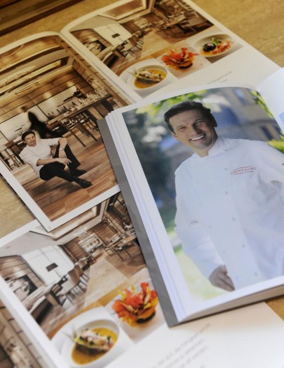 Drei Sterne für Restaurant 'Überfahrt' in Rottach-Egern