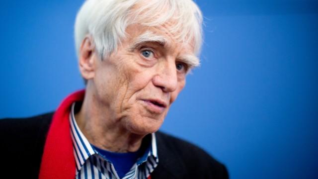 Pressekonferenz Hans-Christian Ströbele
