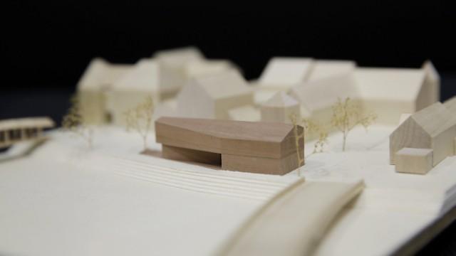 Debatte über das Stadtarchiv: Mit ihrem Entwurf hatten Martin Hirner und Martin Riehl die Jury beim Wettbewerb noch überzeugt.