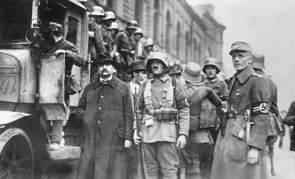 Hitlerputsch, 1923
