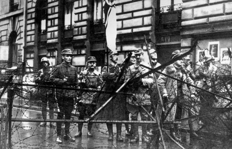 Hitlerputsch, 1923 | Hitler Coup, 9. November 1923
