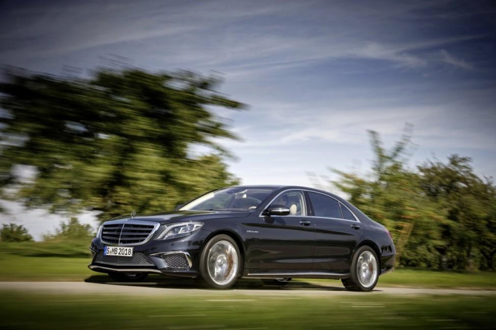 Mercedes, Mercedes-Benz, AMG, S-Klasse