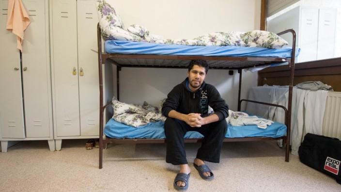 Asylunterkunft in Böbrach