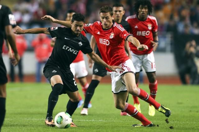 Academica vs. Benfica