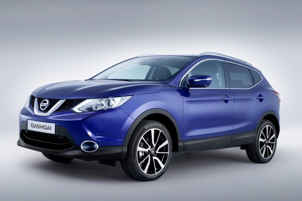 Nissan präsentiert neue Generation des Qashqai