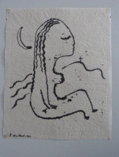 Gurlitt-Sammlung Fritz Masko Sinnende Frau