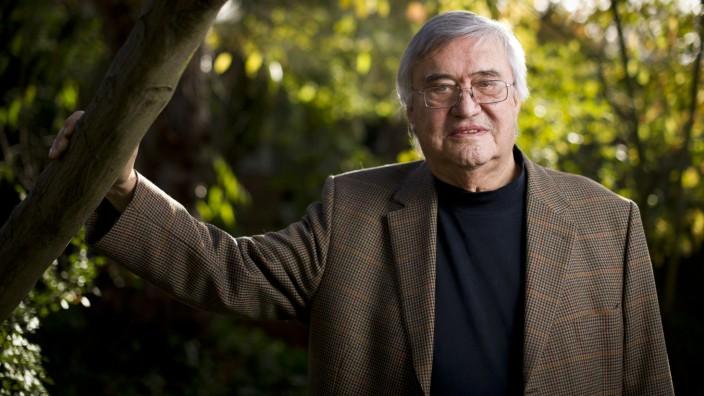 Peter Härtling wird 80