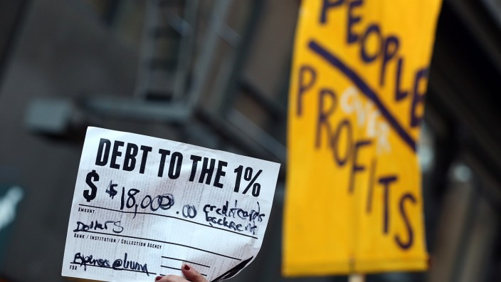 Occupy Movement In San Francisco Marks One Year Anniversary Of Start Of Protests