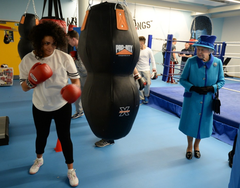 The Queen And The Duke Of Edinburgh Visit Manchester