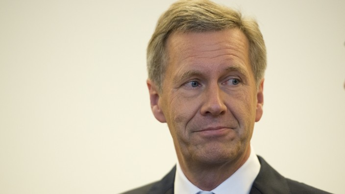 Former German President Christian Wulff Trial Begins
