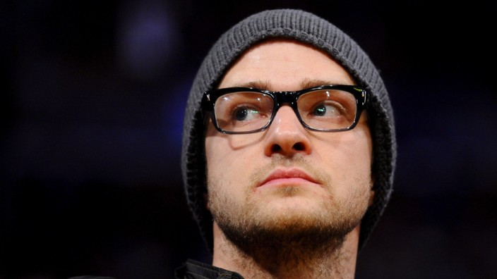 Timberlake hält Verfolgerin auf Abstand