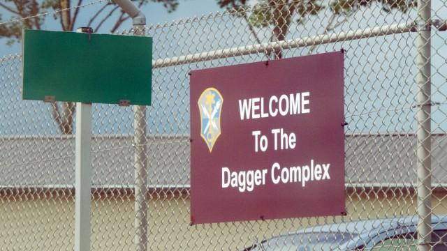 NSA US-Liegenschaft 'Dagger Complex'